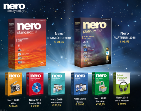 Precios Nero 2018