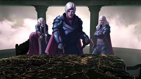 serie animada juego de tronos