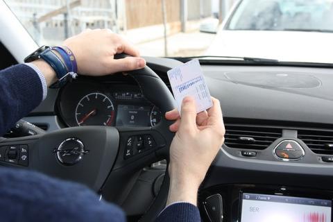 códigos permiso de conducción españa