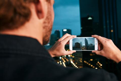 Así es la cámara del ZenFone 4