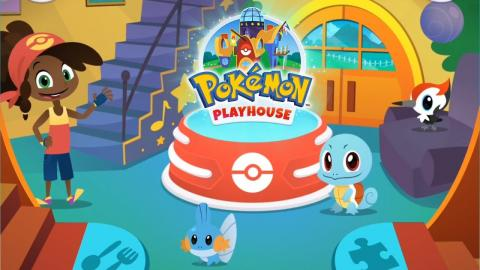 Este juego de Pokémon es sólo para niños