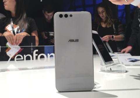 En el ZenFone 4, una de las grandes novedades de Asus es la cámara dual