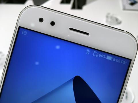 Primeras impresiones del nuevo móvil de Asus, el ZenFone 4