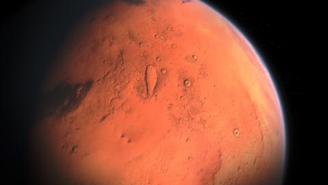 La radiación hace que viajar a Marte sea misión casi imposible.