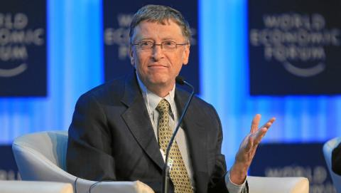 Bill Gates desvela que ya no utiliza Windows Phone.