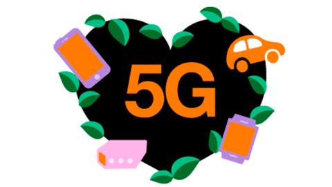 Orange Ericsson 5G España