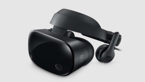 Así son las gafas de realidad mixta con Windows que preparan Samsung y Microsoft.
