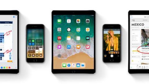 Actualización iOS 11.01 para iPhone y para iPad