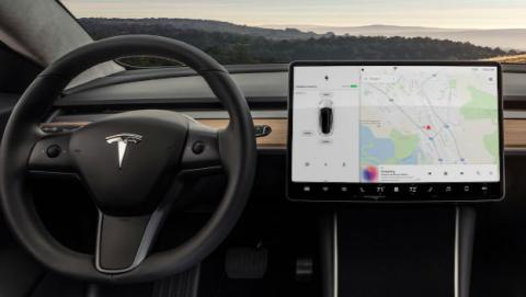 Intel gana la batalla a NVIDIA para proporcionar la informática de los coches eléctricos de Tesla.