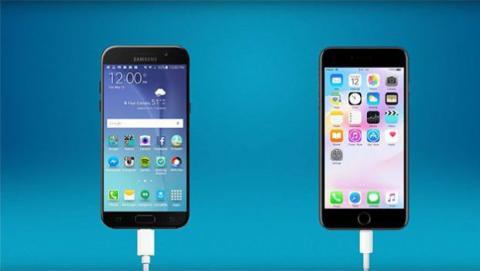 Pasar archivos de Android a iPhone