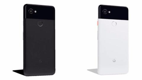 Nuevas imágenes filtradas del Google Pixel 2 y Pixel 2 XL