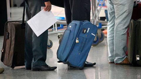 colas aeropuertos