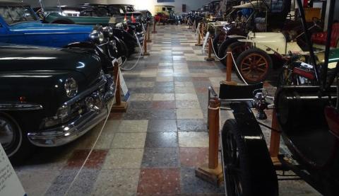 Colección de automóviles Salvador Claret en Gerona