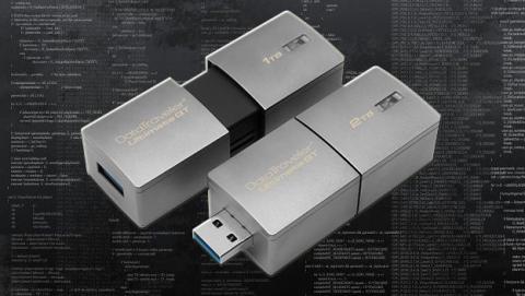 USB DataTraveler GT de Kingston