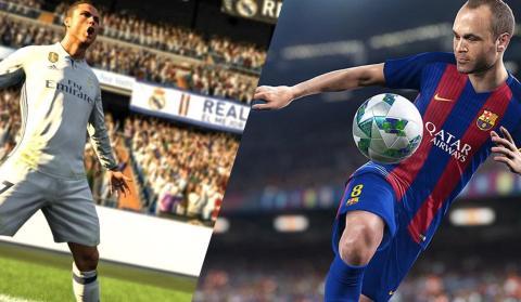 FIFA 18 o PES 18