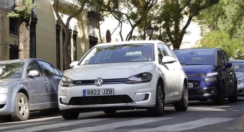 En un coche eléctrico, el consumo es mucho más alto en carretera que en ciudad
