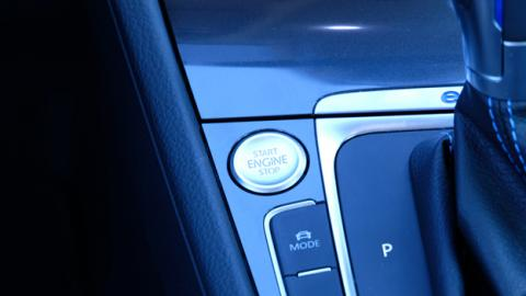 El e-Golf tiene tres modos de conducción: Normal, Eco y Eco Plus