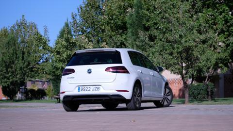 Volkswagen e-Golf, opiniones tras nuestra prueba desde el punto de vista de la tecnología
