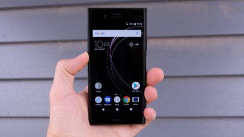 El diseño es el aspecto más discutible de este nuevo Sony Xperia XZ1
