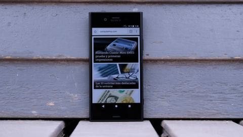 Esta es nuestra opinión sobre el Sony Xperia XZ1