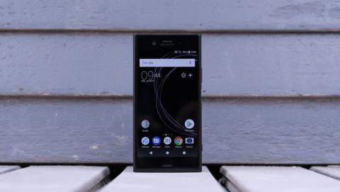 Diseño del Sony Xperia XZ1: Fotos del móvil de gama alta