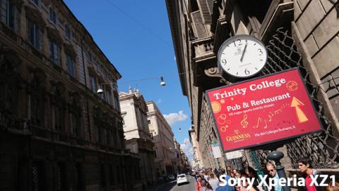 Foto tomada con el Sony Xperia XZ1 (3)