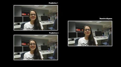 Así funciona la captura predictiva de sonrisas del Xperia XZ1