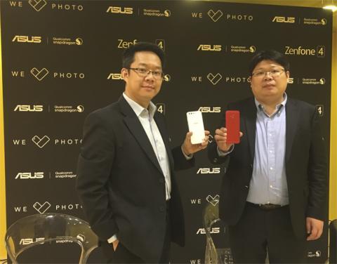 Entrevista a Bryan Chang (Asus Mobile) sobre los nuevos ZenFone 4