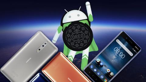 Todos los actuales Nokia actualizarán a Android P en 2018