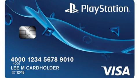Esta es la tarjeta de crédito oficial PlayStation
