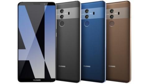 Huawei Mate 10 no es un smartphone, es una máquina inteligente