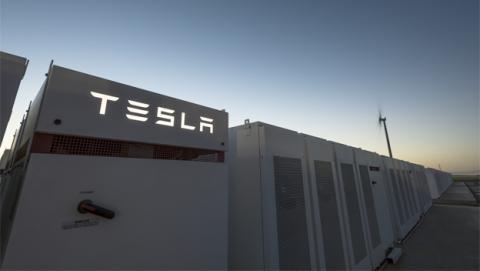 La mega-batería de litio que Tesla está construyendo en Australia