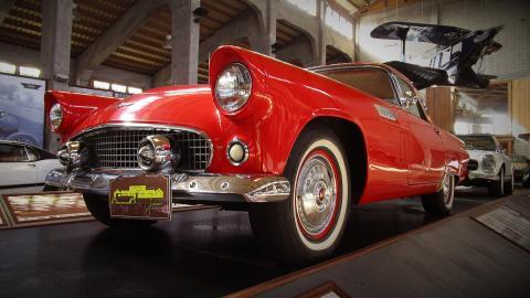 Museo de automóviles
