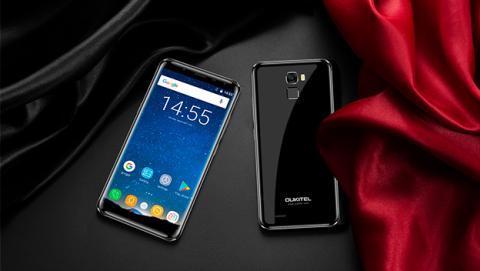 Oukitel K5000, nuevo móvil de la gama K con frontal sin marcos