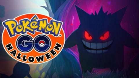 Pokémon GO tendrá evento de Halloween en 2017.