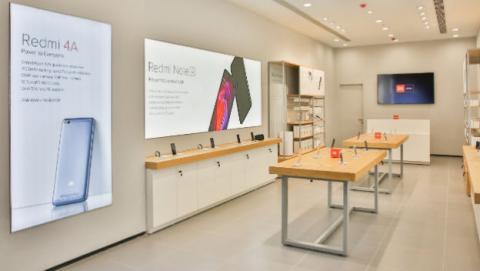 Xiaomi abrirá el mes que viene su primera tienda oficial en España.
