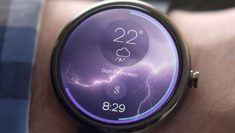 Android Wear tiene una actualización, aunque no la puedes instalar en tu smartwatch.