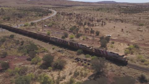 El primer tren inteligente sin conductor ya es capaz de recorrer 100 km por sí mismo.