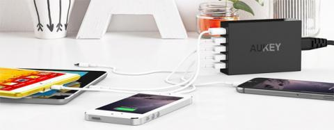 Cargador Multi USB