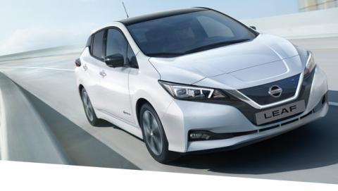 Nissan Leaf de 2018, precio y fecha de lanzamiento en España