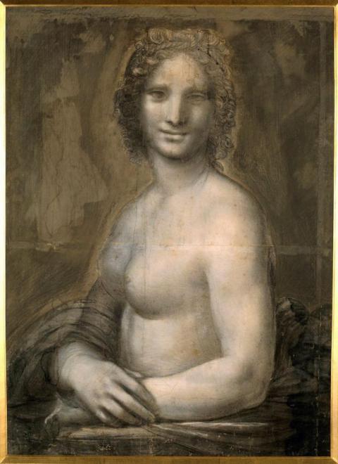 Gioconda desnuda