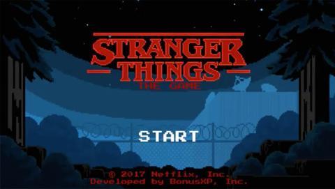 Llega el juego para móviles Stranger Things: The Game a iOS y Android