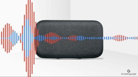 Google Home Max, el nuevo altavoz inteligente de Google