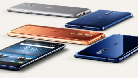¿Cómo de resistentes son los nuevos móviles Nokia de 2018?