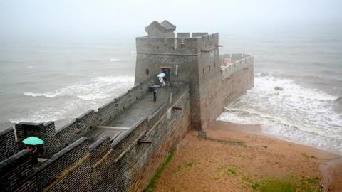 Mitos, leyendas y curiosidades de la Gran Muralla China