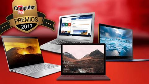 Vota por el mejor ordenador portátil del año 2017 y consigue premios en nuestro sorteo.