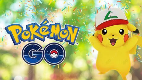 Pokémon Go se actualiza antes de Halloween