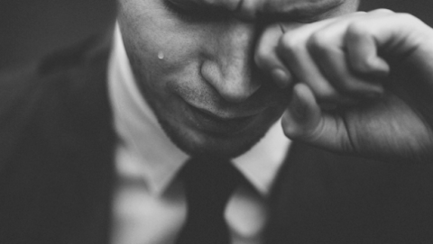 Llorar liberar tensión