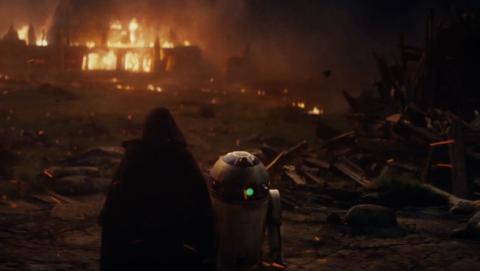 Ya puedes reservar entradas para el estreno de Star Wars: The Last Jedi.