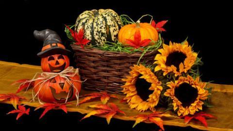 Mejores adornos para decorar tu casa en Halloween 2017.